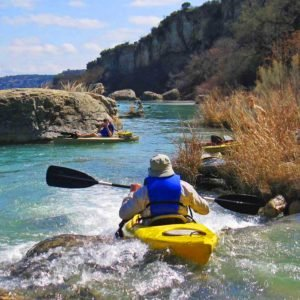 Llano-River-Rafting